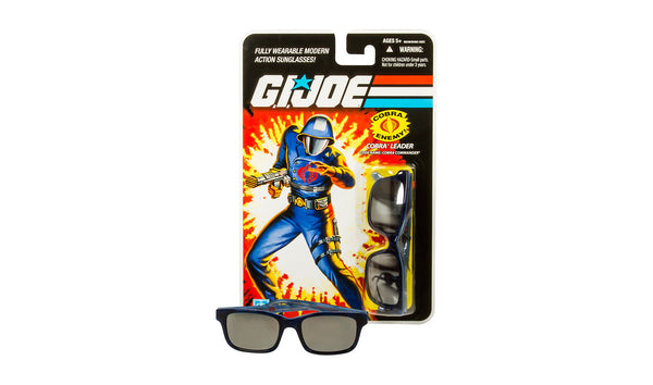 LOOK/SEE x GI JOE: COBRA COMMANDER
