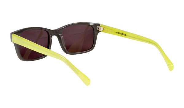 Medium Grey / Neon Yellow - SOLD OUT