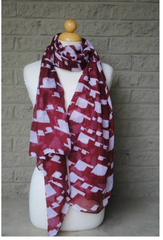 University of Oklahoma Gameday State Scarf