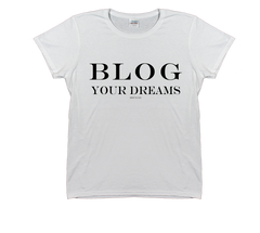 Blog Your Dreams Tee