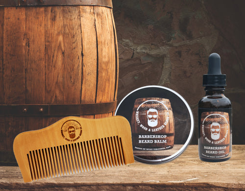 Barbershop Beard Bundle