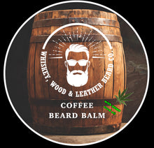 Load image into Gallery viewer, Coffee Beard Balm