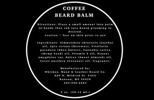 Coffee Beard Balm