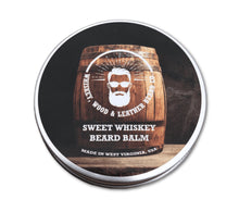 Load image into Gallery viewer, Sweet Whiskey Beard Balm