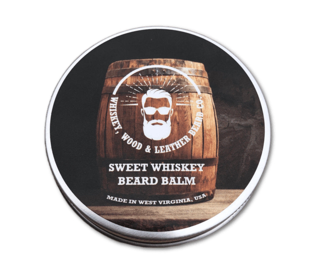 Sweet Whiskey Beard Balm