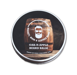 Oak-N-Apple Beard Balm