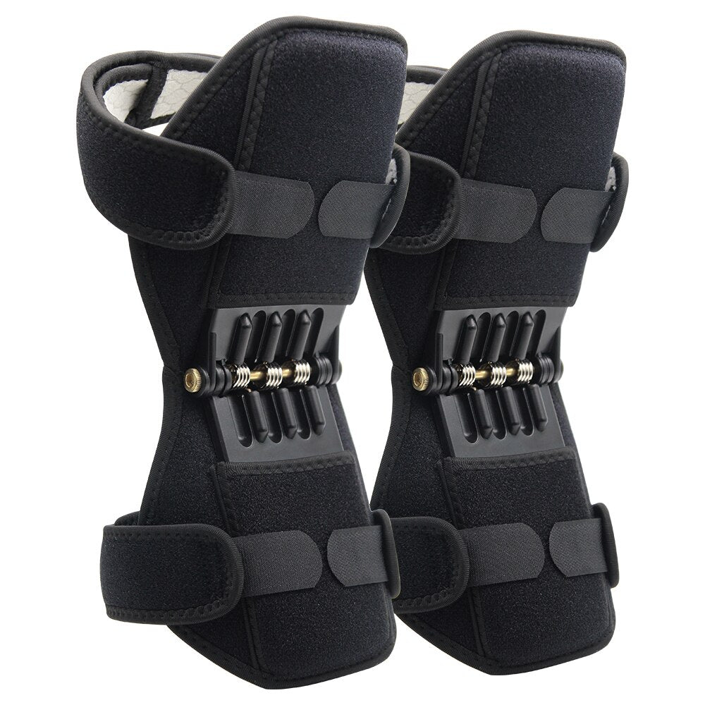 Joint Support Knee Pads Powerful Rebound Spring Force Adjustable