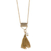 Blushing Estate Boho Necklace - Fab Collection Jewelry