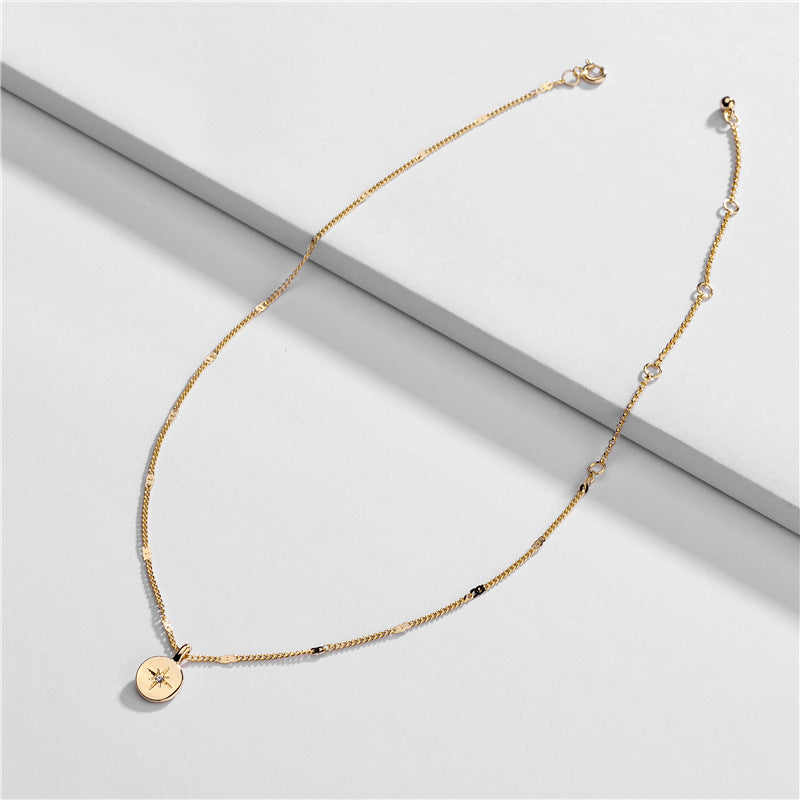 Mira Gold Necklace - Fab Collection Jewelry