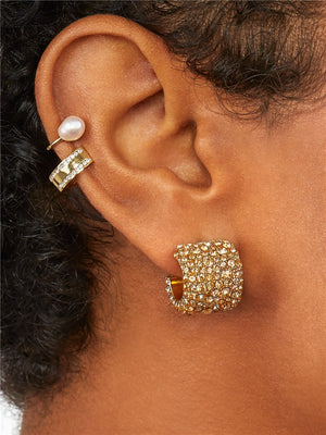 Estella Stud Earrings - Fab Collection Jewelry