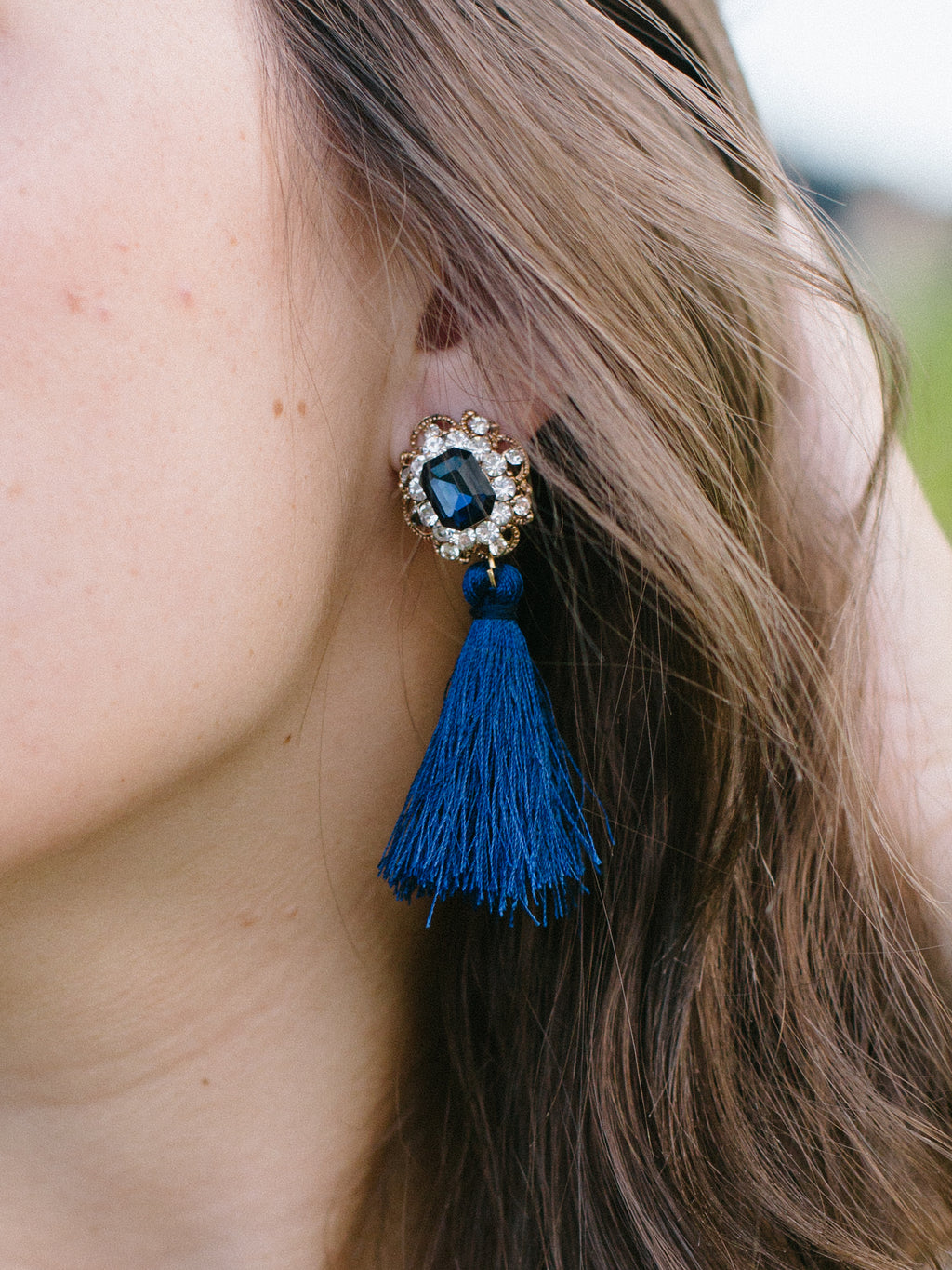 Aristocraze Tassel Earrings - Fab Collection Jewelry