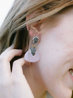 Lady Luck Drop Earrings - Fab Collection Jewelry
