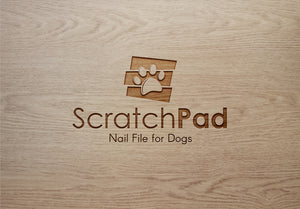 scratchpad nail file for dogs fear free care grinder clipper scratchboard board