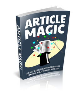 Article Magic - owlsbooksnmore.com