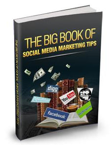 Big Book of Social Media Tips - owlsbooksnmore.com