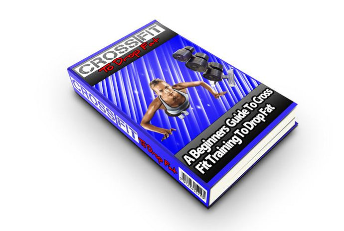 Cross Fit To Drop Fat - owlsbooksnmore.com