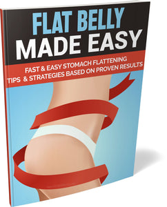 Flat Belly Made-Easy - owlsbooksnmore.com