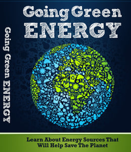 Going Green Energy - owlsbooksnmore.com