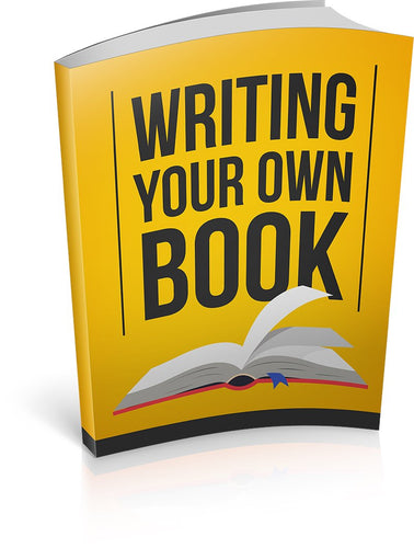 Writing Your Own Book - owlsbooksnmore.com