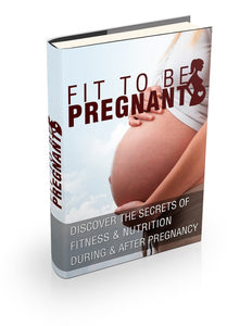 Fit To Be Pregnant - owlsbooksnmore.com