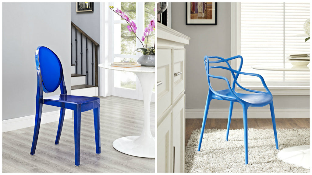 Create A Colorful Comeback Of Your Dining Room With Blue Dining Chairs