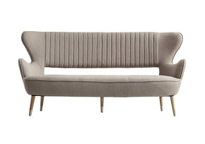 Vig Furniture VGCA1107-GRY Divani Casa Altus Modern Light Grey Fabric Sofa