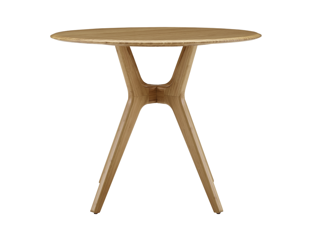 Picture of: Buy Greenington G0097ca Sitka 36 Round Dining Table Caramelized At Contemporary Furniture Warehouse