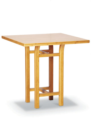 Tulip Bar Height Table, Caramelized