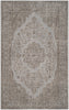 Classic Vintage Traditional Indoor Area Rug Grey