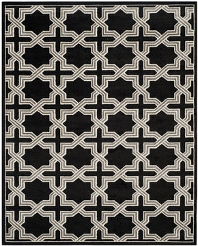 Amherst Contemporary Indoorarea Rug Anthracite / Grey