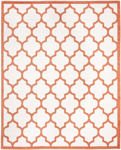 Amherst Contemporary Indoorarea Rug Beige / Orange