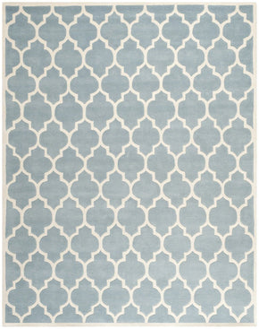 Chatham Transitional Indoorarea Rug Blue / Ivory