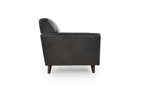 Milo Mid-Century Chair Charcoal