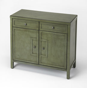 Butler Furniture 3955140 Imperial Green Console Cabinet 797379040279