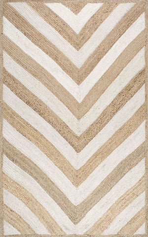Nuloom Hand Woven Sueann Natural Rug