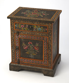 Butler Furniture 5365290 Bihar Hand Painted Chest 797379046295