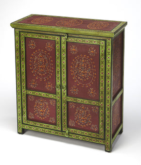 Butler Furniture 5367290 Disha Hand Painted Chest 797379046318