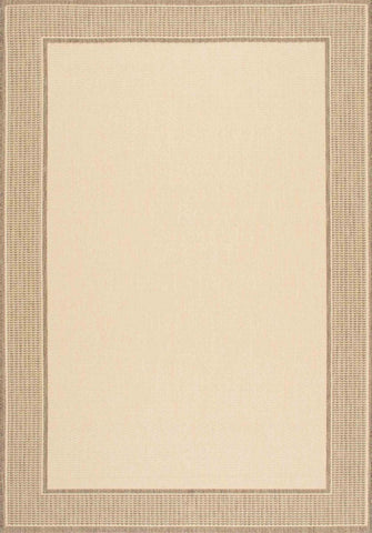 Nuloom Machine Made Outdoor Gris Beige Rug