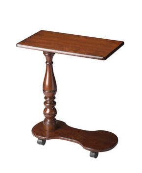 Butler Furniture 7025024 Mabry Plantation Cherry Mobile Tray Table 797379007876