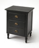 Easterbrook Black Nightstand