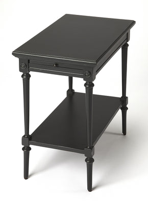 Butler Furniture 9355295 Easterbrook Black End Table 797379044352