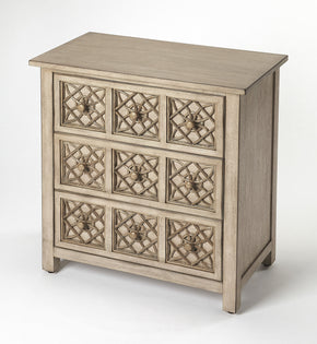 Butler Furniture 9375312 Moncreif Natural Mango Accent Chest 797379043836