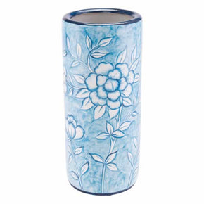 Zuo Modern A11081 Flower Umbrealla Stand Blue And White