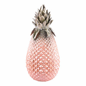 Zuo Modern A11446 Metallic Large Pineapple Green & Pink