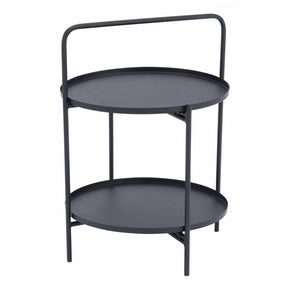 Zuo Modern A11541 Leve End Table Black