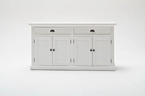 Halifax French Countryside NovaSolo Classic Buffet White Semi-gloss