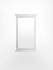 Halifax Portrait Mirror White semi-gloss