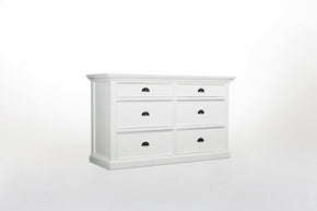 Halifax French Countryside Dresser White Semi-gloss
