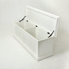 Halifax French Countryside Storage Chest White Semi-gloss
