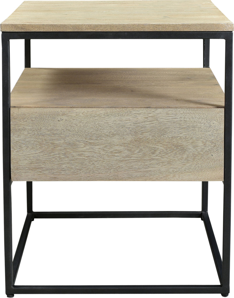 Side Tables - Moes Home Collection BV-1002-29 Ava Side Table Contemporary Modern Light Grey | 849043079907 | Only $334.00. Buy today at http://www.contemporaryfurniturewarehouse.com